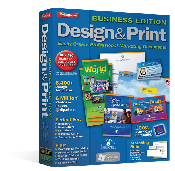 Design & Print, Business Edition