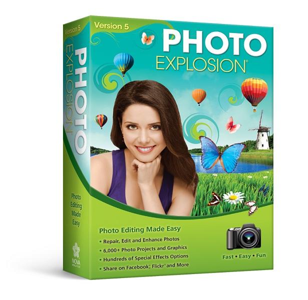 Photo Explosion 5.0