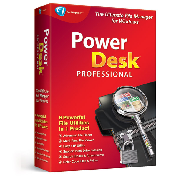 PowerDesk Pro 9