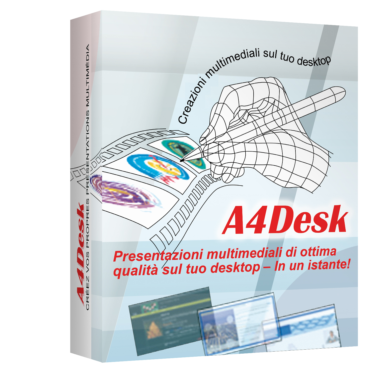 A4Desk Home Edition