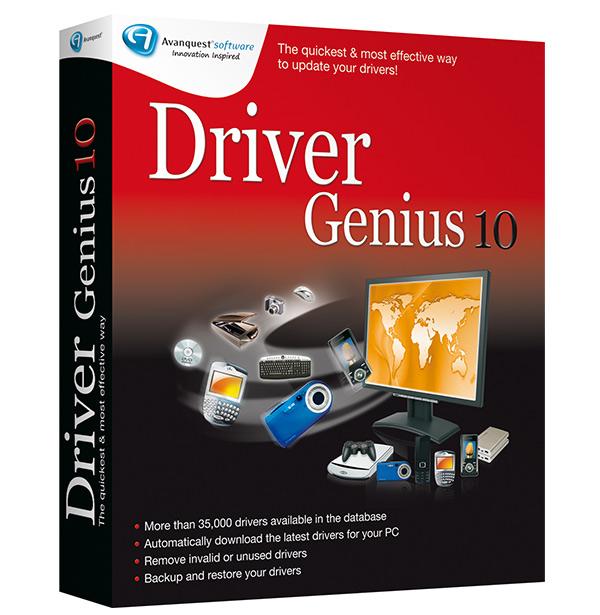 driver genius 10 professional es