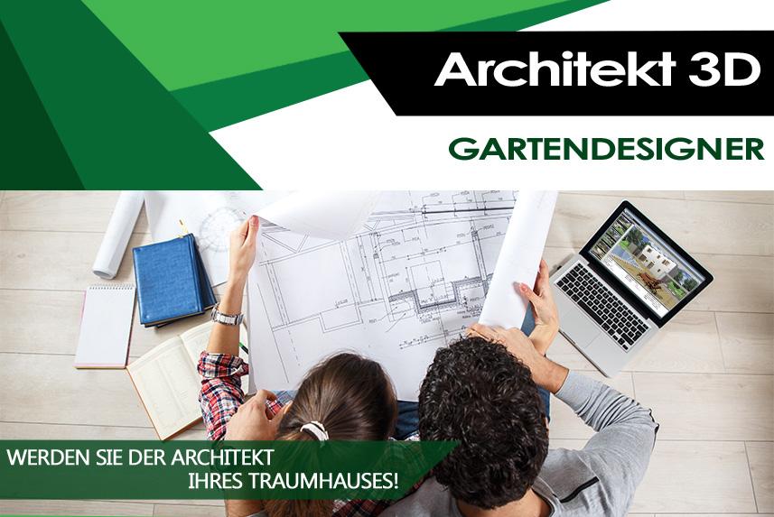 Architekt 3d x9 gartendesigner f r mac fotorealistische for Architekt gartendesigner 3d