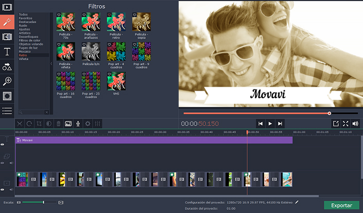 Movavi video suite 17 puede crear v deos sorprendentes for Edicion 3d online