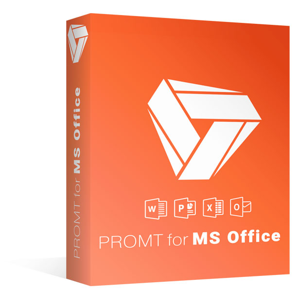 PROMT 18 para MS Office