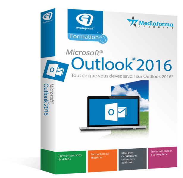 Formation à Outlook 2016