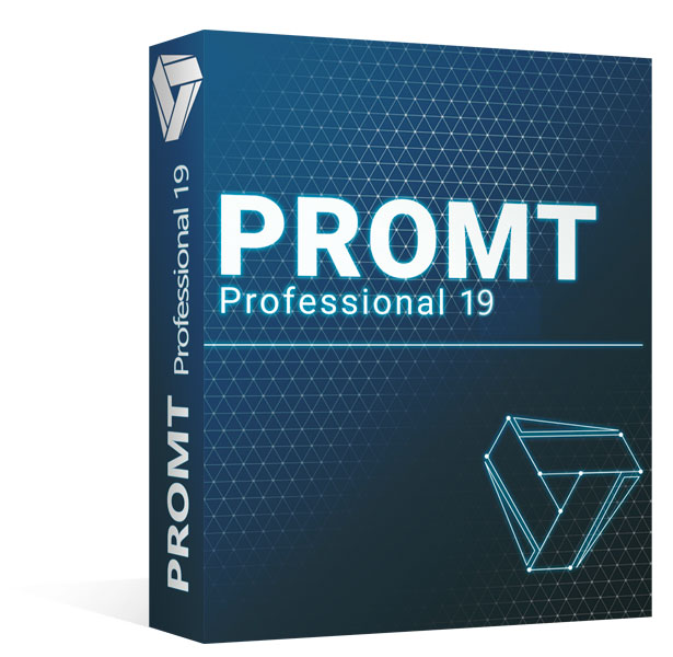 PROMT Professional 19 Pack Multilingue