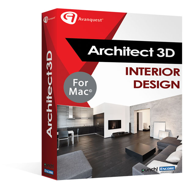 Architect 3d interiordesign 2017 v19 mac design your - Interior design software mac ...