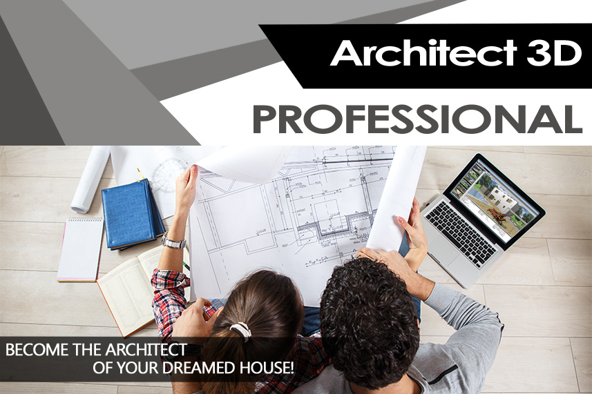 Architect 3D Professional 2017 - All the tools you need to design ...