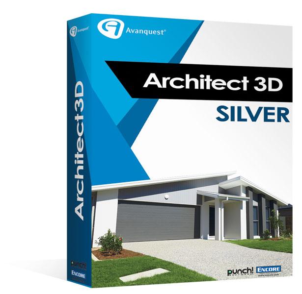 Architect 3D Silver 2017 (V19)