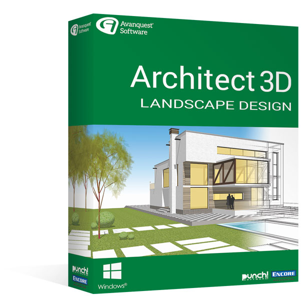 Architect 3d Garden And Exterior 20 Plan Design And