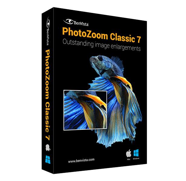 PhotoZoom 7 Classic Windows