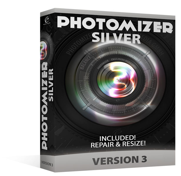 Photomizer 3 Silver