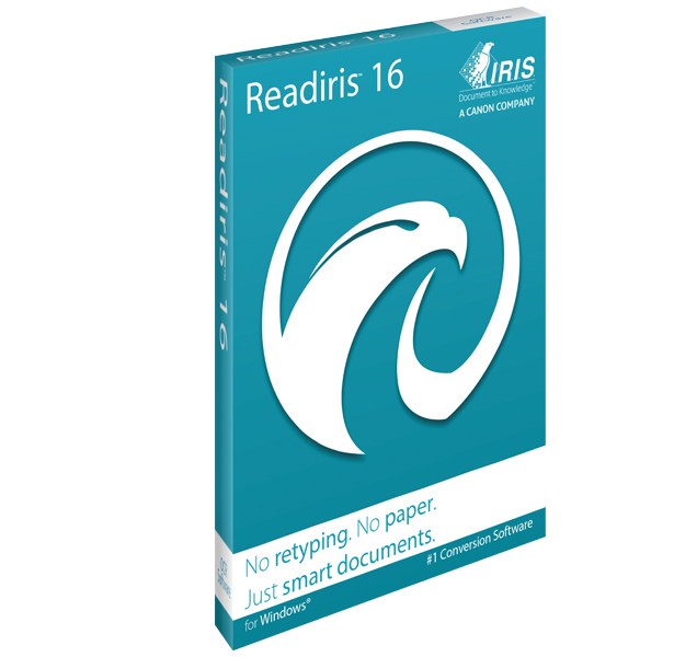Readiris Pro 16 : OCR software to convert all your PDFs