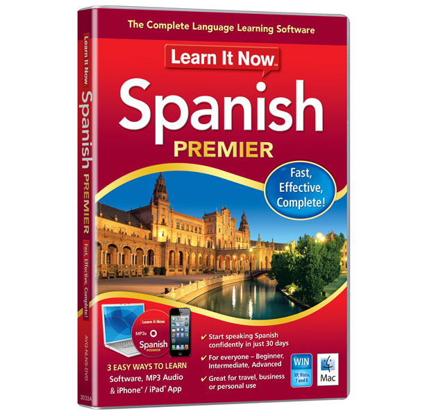 Learn it now french premier complete language software for mac mac