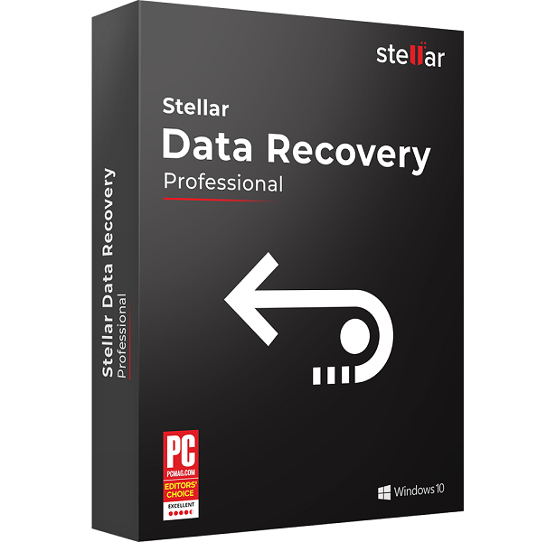 Stellar Data Recovery for Windows Professional