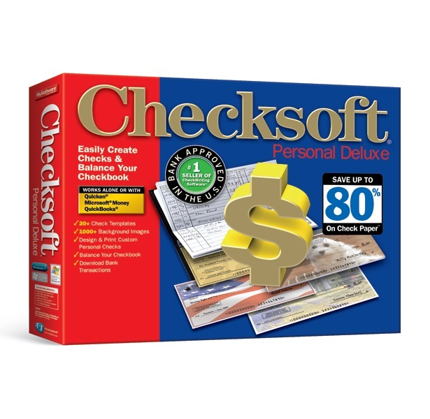 Checksoft Personal Deluxe | Avanquest
