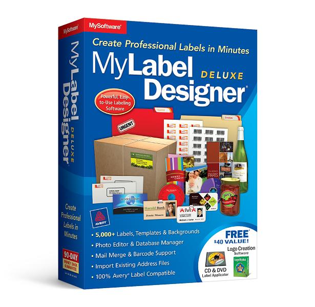 Mylabel Designer Deluxe 9 Avanquest